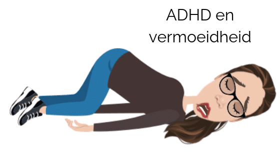 ADHD en vermoeidheid