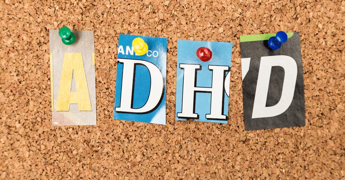 ADHD prikbord